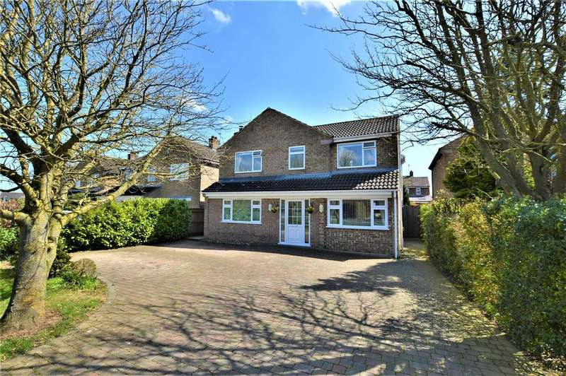 4 Bedrooms Detached House for sale in Cedar Road, Stamford