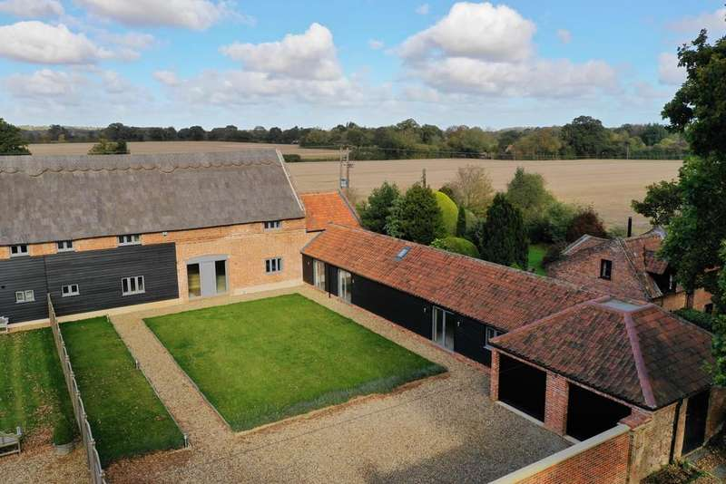 5 Bedrooms Barn Conversion Character Property for sale in Sloley, Norwich, Norfolk