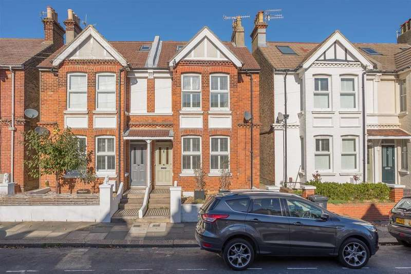 4 Bedrooms House for sale in Poynter Road, Hove