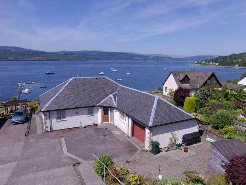 3 Bedrooms Bungalow for sale in Scotholm Baycrofts, Cairndow, PA27