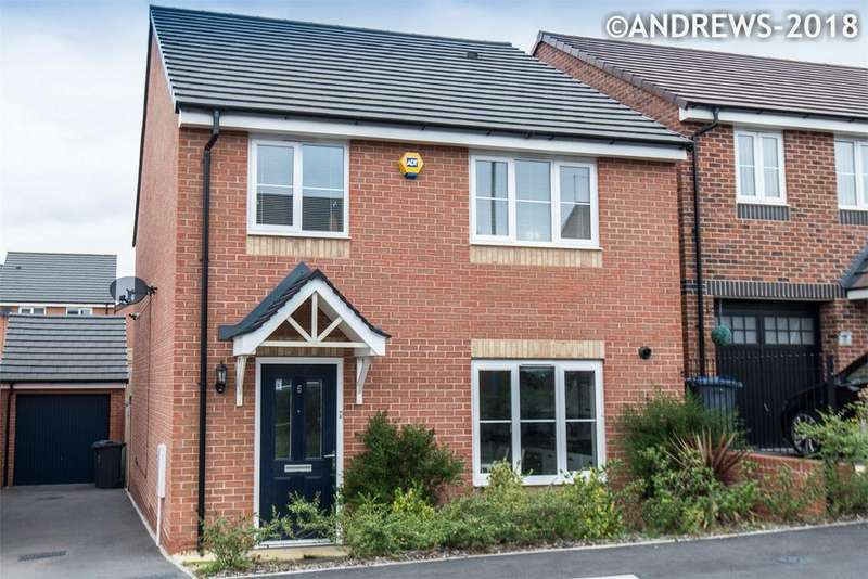 4 Bedrooms Detached House for sale in Bluebell Crescent, Great Barr, BIRMINGHAM