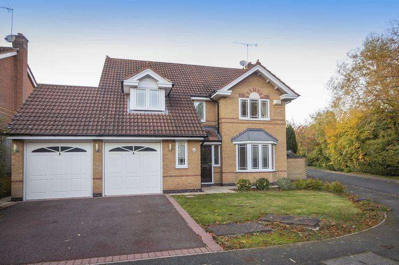 5 Bedrooms Detached House for sale in Palatine Grove, Heatherton Village