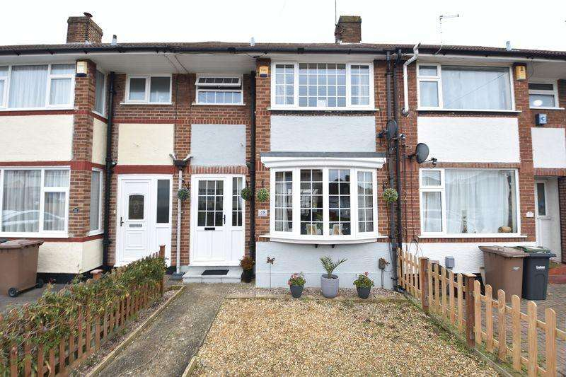 3 Bedrooms Terraced House for sale in Stanford Road, Luton