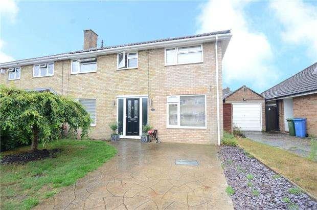 5 Bedrooms Semi Detached House for sale in Riverside Close, Farnborough, Hampshire