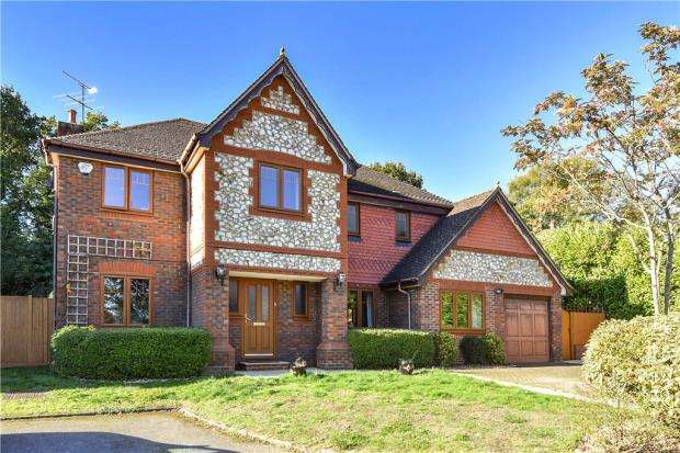 5 Bedrooms Detached House for sale in Braywick Road, Maidenhead, Berkshire