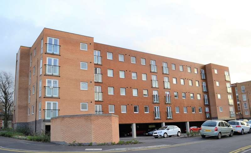 2 Bedrooms Apartment Flat for sale in Pavilion Close, Leicester LE2