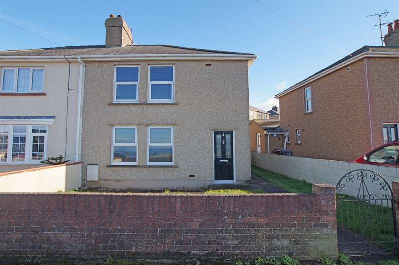 3 Bedrooms Semi Detached House for sale in CA28 9AP Solway Road, Whitehaven, Cumbria