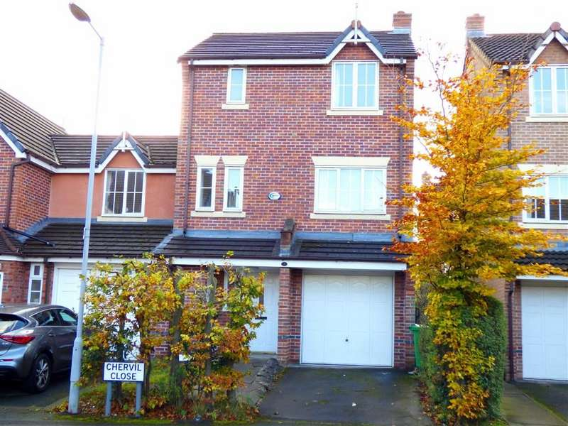 4 Bedrooms Semi Detached House for sale in Chervil Close, Fallowfield, Manchester, M14