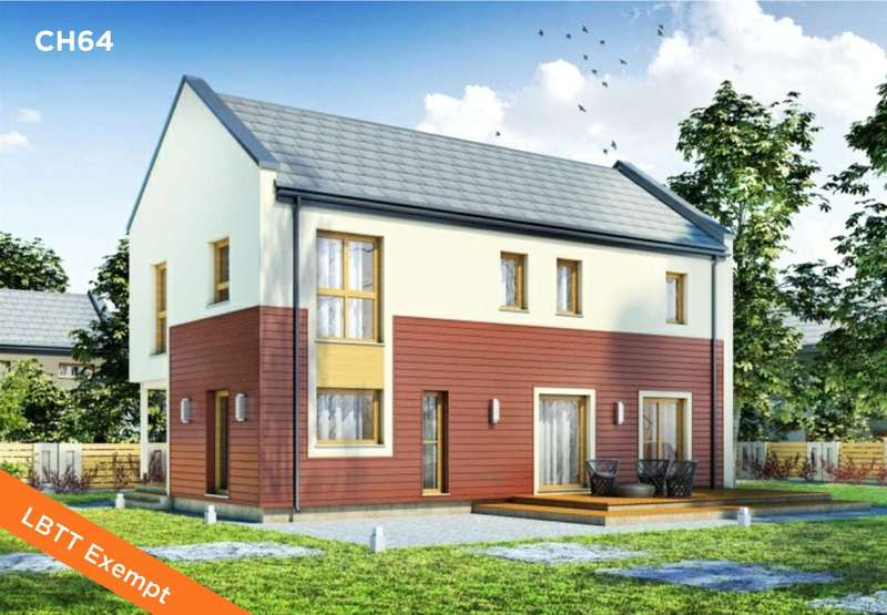 4 Bedrooms Detached House for sale in Custom Build Home - CH64, Rowallan Castle Estate, Kilmaurs, East Ayrshire, KA3