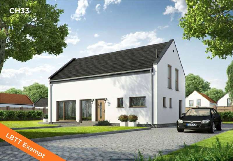 4 Bedrooms Detached House for sale in Custom Build Home - CH33, Rowallan Castle Estate, Kilmaurs, East Ayrshire, KA3
