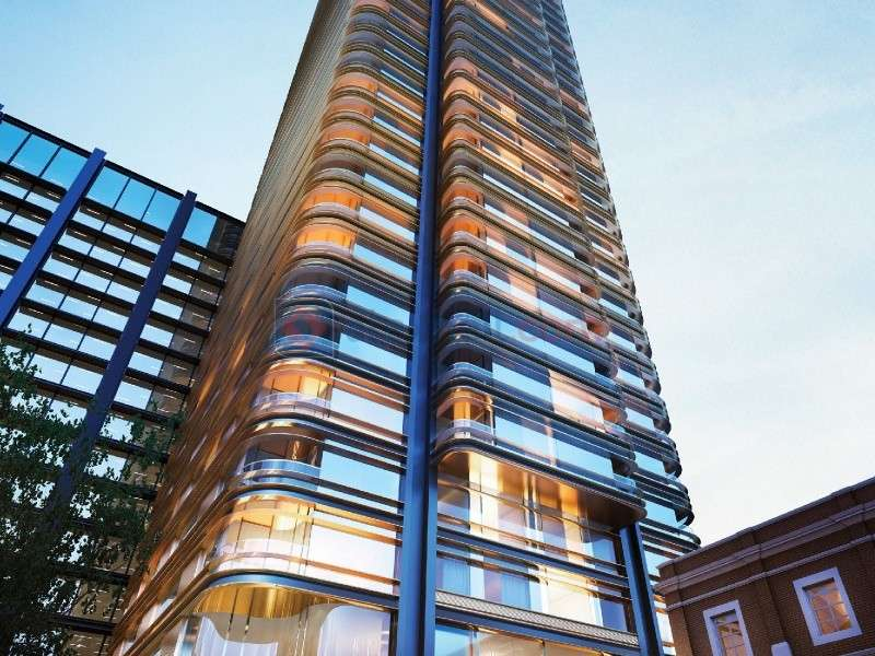 3 Bedrooms Flat for sale in Principal Place, City of London EC2A