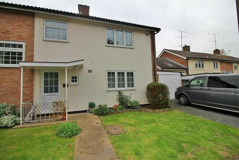 4 Bedrooms Semi Detached House for sale in Brook Lane Field, Harlow