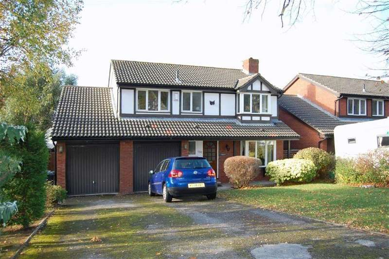 4 Bedrooms Detached House for sale in Queens Road, Craig Y Don, Llandudno, Conwy