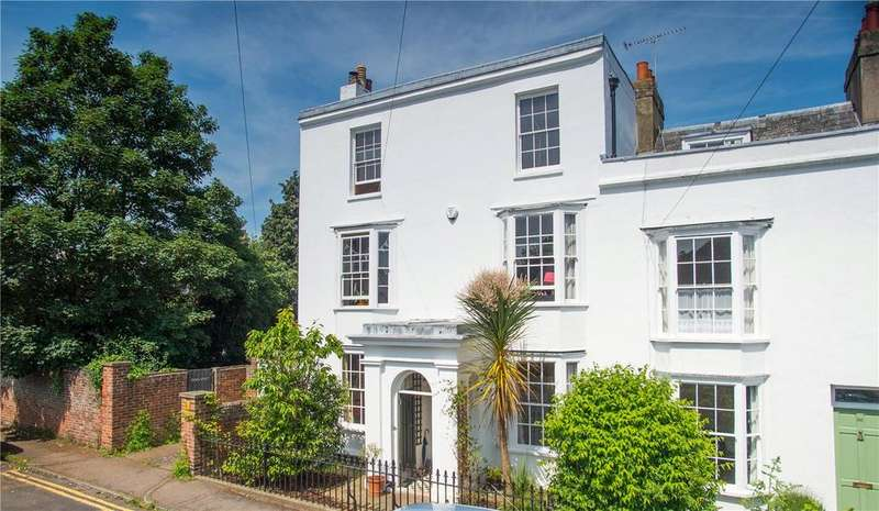 6 Bedrooms Semi Detached House for sale in St Dunstans Terrace, Canterbury, CT2