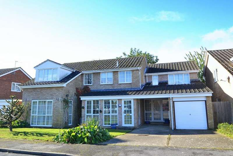 5 Bedrooms Detached House for sale in Long Perry, Capel St. Mary, Ipswich, IP9 2XD