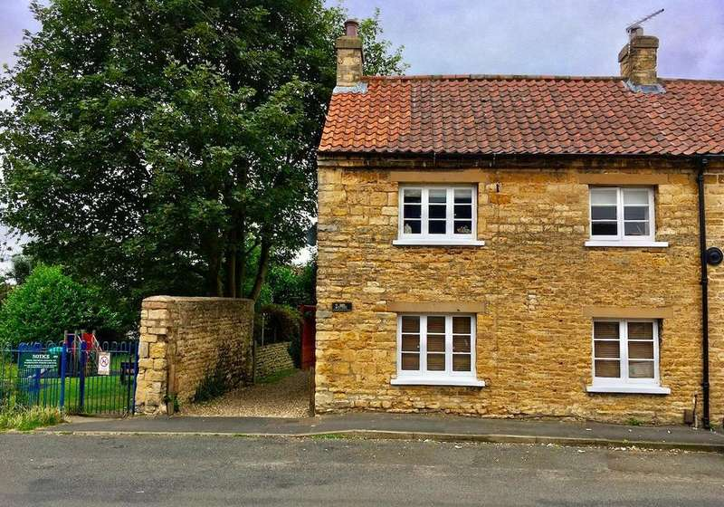 2 Bedrooms Cottage House for sale in High Street, Waddington, Lincoln