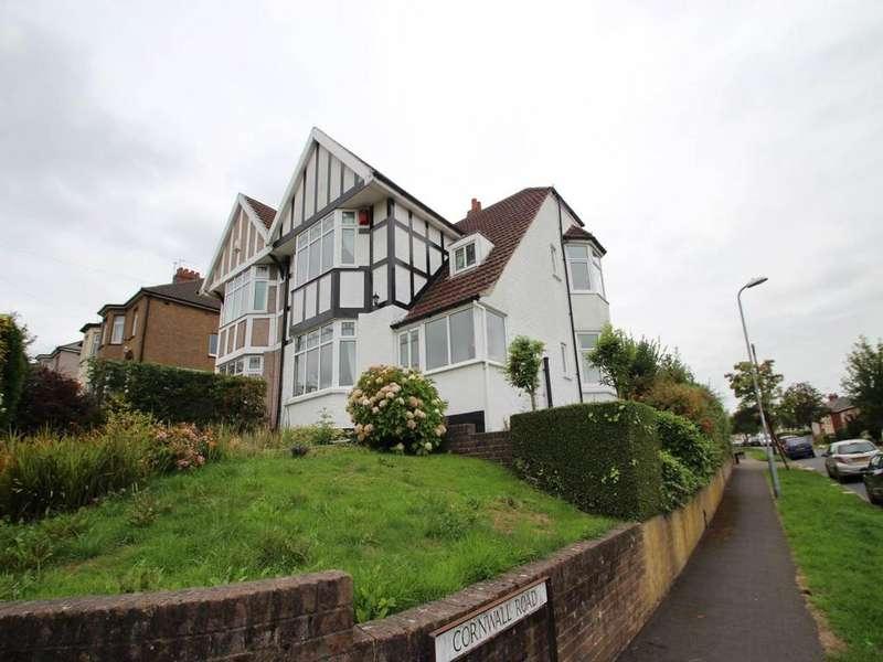 3 Bedrooms Semi Detached House for sale in St Julians Road, Newport,