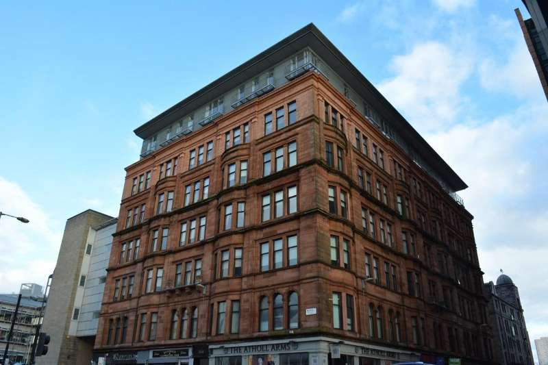 2 Bedrooms Flat for sale in Renfield Street, Flat 7/6, City Centre, Glasgow, G2 3AU