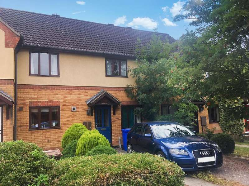 2 Bedrooms Terraced House for sale in Pettit Way, Boston PE21