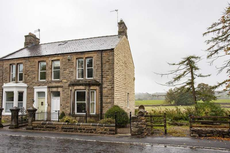 3 Bedrooms Semi Detached House for sale in Newgate, Barnard Castle, County Durham