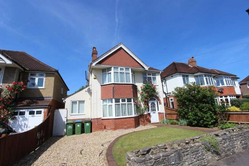 4 Bedrooms Detached House for sale in Shanklin Road, Upper Shirley, Southampton, SO15
