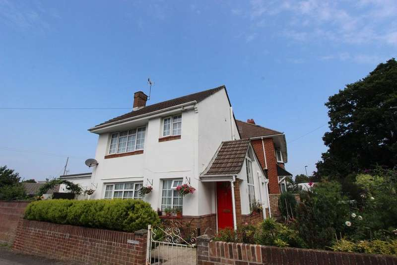 3 Bedrooms Detached House for sale in Walnut Grove, Millbrook, Southampton, SO16