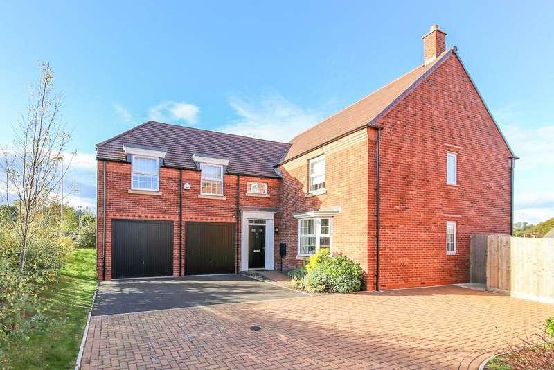 5 Bedrooms Detached House for sale in Blackthorn Road, Tenbury Wells, WR15