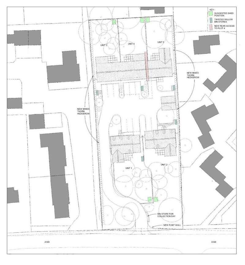 Land Commercial for sale in Brancaster