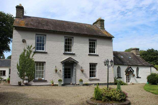 8 Bedrooms Detached House for sale in Nevern, Newport, Pembrokeshire