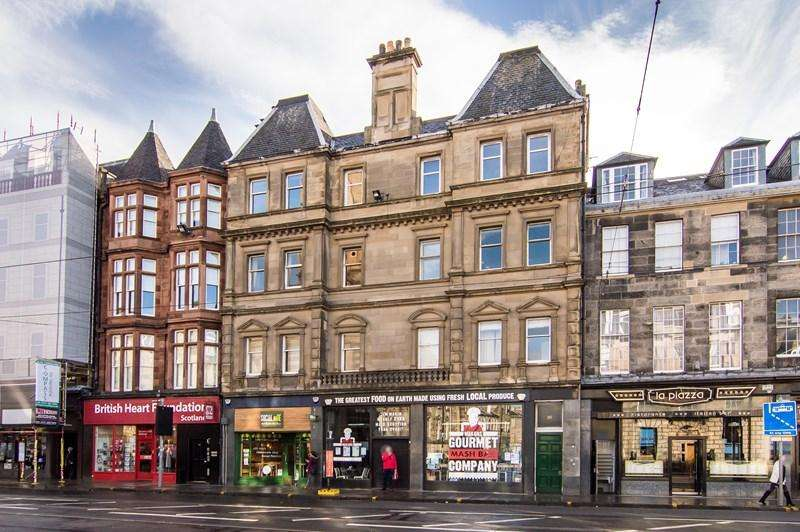 2 Bedrooms Property for sale in 2f1, 95 Shandwick Place, West End, Edinburgh, EH2 4SD