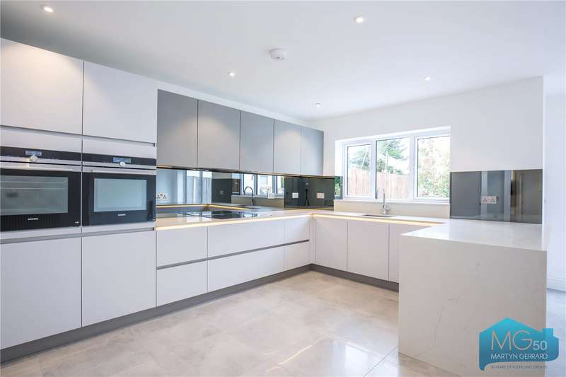 5 Bedrooms Detached House for sale in Tretawn Gardens, Mill Hill, London, NW7