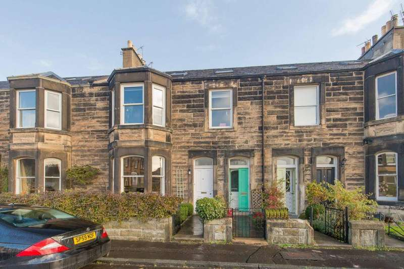 2 Bedrooms Ground Flat for sale in 6 Alderbank Terrace, Edinburgh, EH11 1SX
