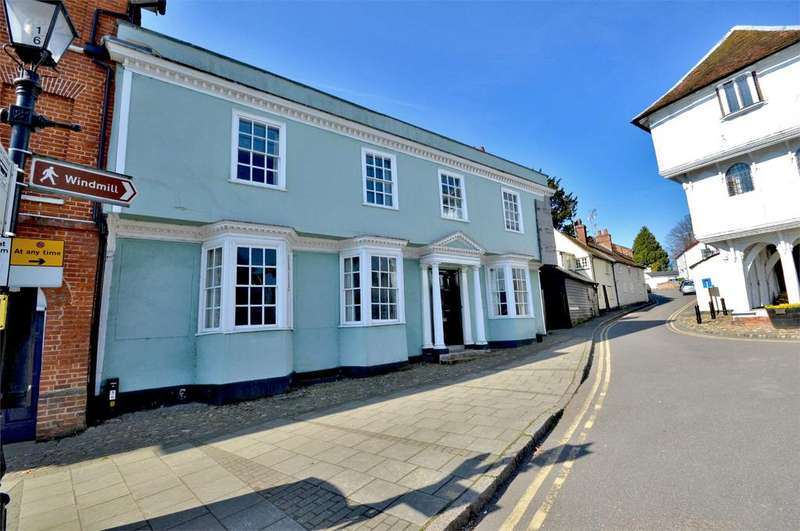 5 Bedrooms Detached House for sale in Town Street, Thaxted, Nr Great Dunmow, Essex, CM6