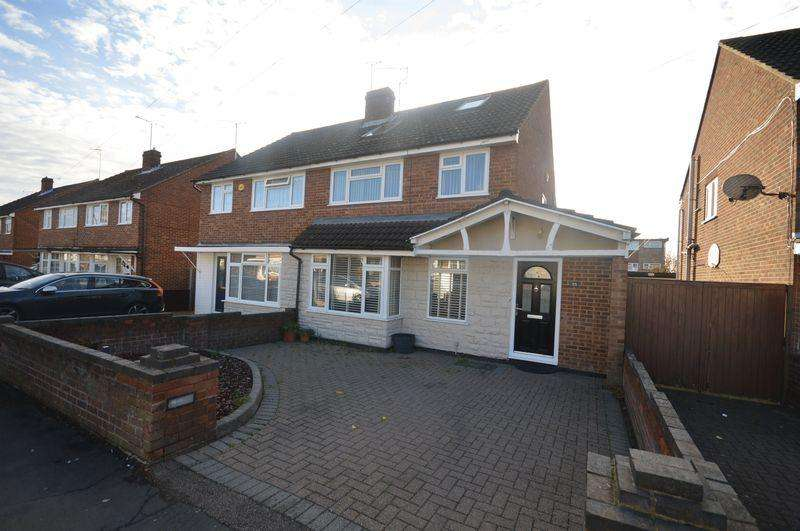 4 Bedrooms Semi Detached House for sale in St. Michaels Avenue.