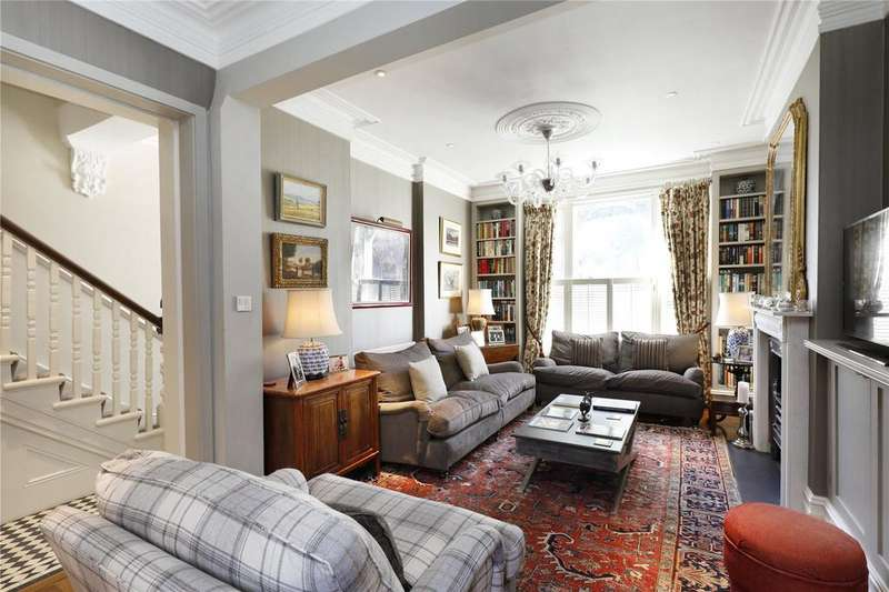 5 Bedrooms Terraced House for sale in Chipstead Street, Fulham, London, SW6