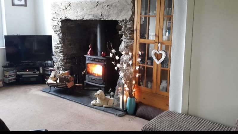 2 Bedrooms House for sale in Tai Newyddion, Ynys, Talsarnau