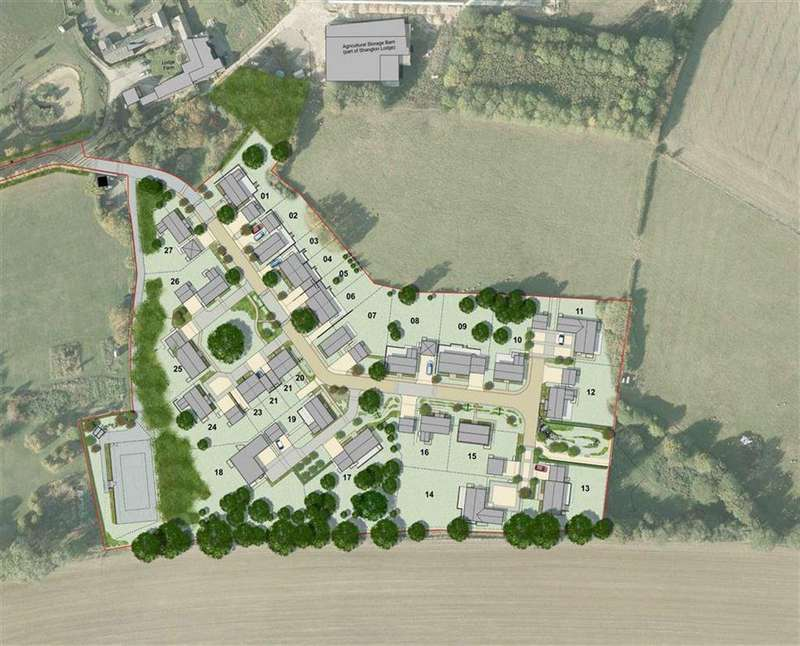 4 Bedrooms Land Commercial for sale in Melton Road, Melton Road, Shangton, Leicestershire