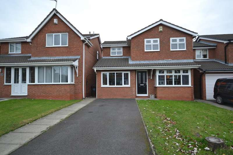 3 Bedrooms Detached House for sale in Thirlmere Avenue, Astley