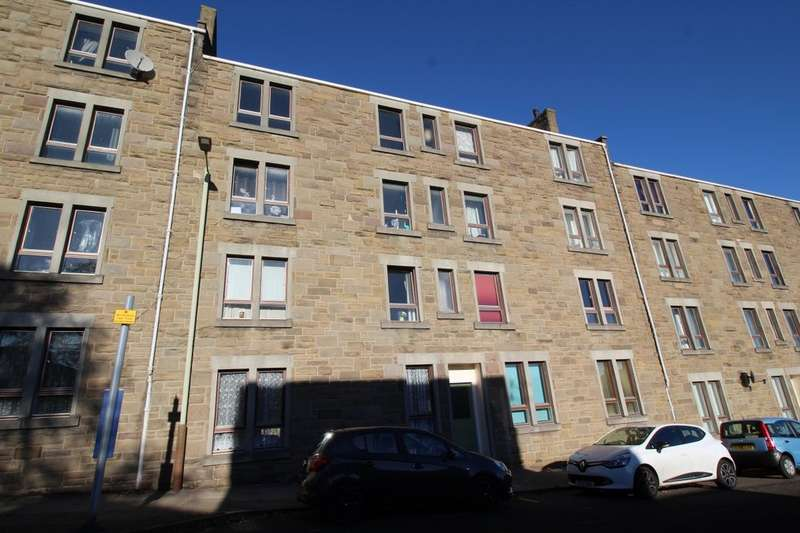 2 Bedrooms Flat for sale in Hill Street, Dundee, DD3