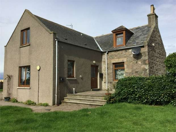 4 Bedrooms Detached House for sale in Newburgh, Ellon, Aberdeenshire