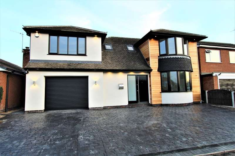 5 Bedrooms Detached House for sale in Normanby Road, Wollaton, Nottingham, NG8