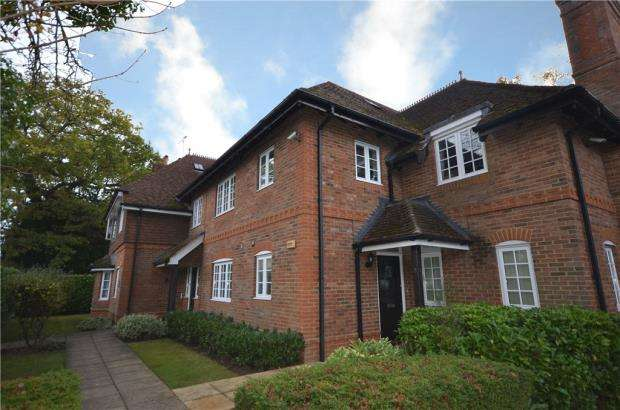 2 Bedrooms Apartment Flat for sale in Heath Lodge, 81 Reading Road, Yateley
