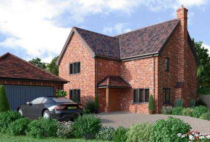4 Bedrooms Detached House for sale in Low Street, Hardingham, Norfolk