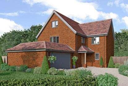 4 Bedrooms Detached House for sale in Low Street, Hardingham, Norfolk