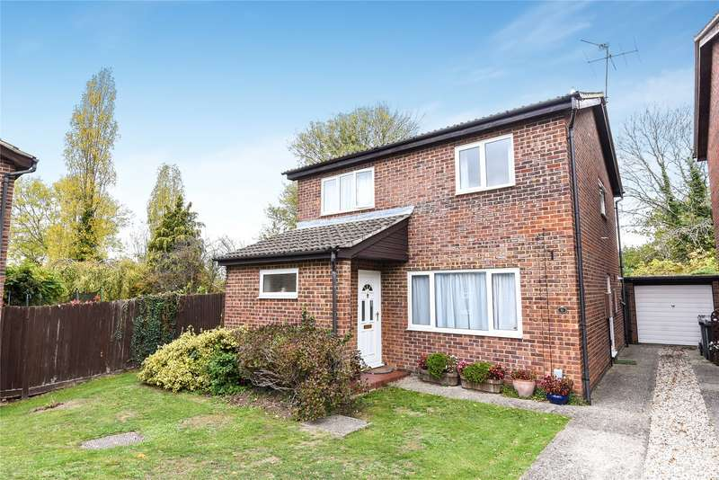 4 Bedrooms Detached House for sale in Benson Close, Reading, Berkshire, RG2