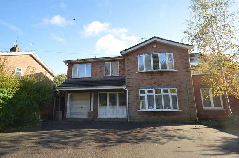 4 Bedrooms Detached House for sale in Ipswich Road, Norwich, Norfolk