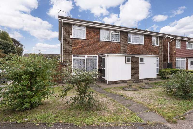 4 Bedrooms Semi Detached House for sale in Erith Road, Upper Belvedere, Kent, DA17