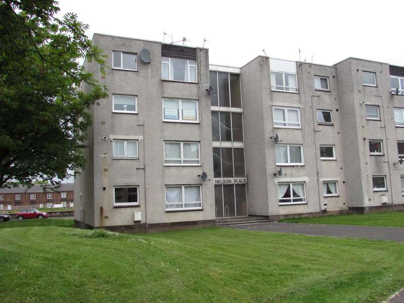 2 Bedrooms Flat for sale in Nelson Place, Ayr KA8