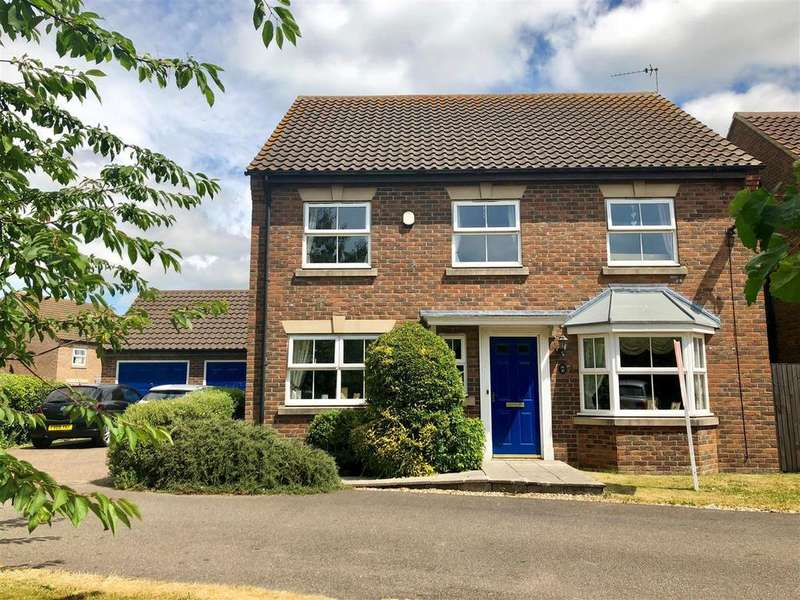 4 Bedrooms Detached House for sale in Church Walk, Sibsey, Boston