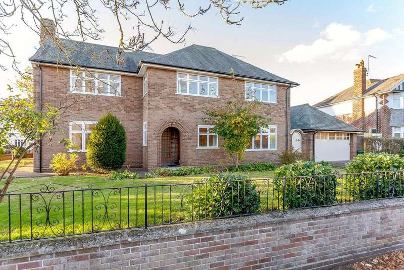 4 Bedrooms Detached House for sale in Hoole, Chester, Cheshire